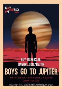 Boys Go To Jupiter in Central Pennsylvania