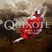 BalletMet's Don Quixote in Columbus
