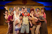 A Funny Thing Happened on the Way to the Forum EXTENSION in San Diego