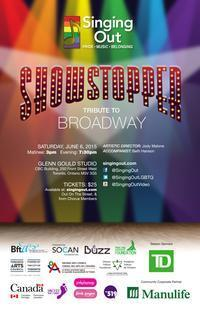 SHOWSTOPPER: Tribute to Broadway in Toronto