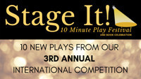 Stage It! 3 | 10 Minute Play Festival in Ft. Myers/Naples