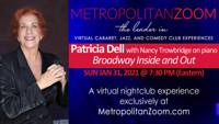 PATRICIA DELL ~ Broadway Inside and Out in Long Island