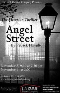 Angel Street in Fargo