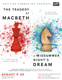 Shakespeare in Rep: Midsummer and Macbeth in Long Island