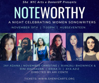 Noteworthy: A Night Celebrating Women Songwriters in Off-Off-Broadway