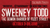 Sweeney Todd in Broadway