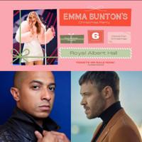 Emma Bunton & Friends Christmas Party in UK / West End