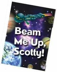 Beam Me Up Scotty - She Hollered! in Milwaukee, WI