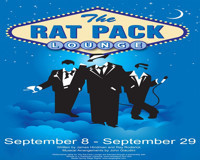 The Long Island Premiere of The Rat Pack Lounge at The Noel S. Ruiz Theatre in Long Island