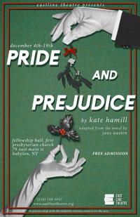 Pride & Prejudice by Kate Hamill in Long Island