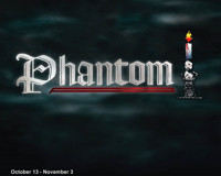 Phantom at The Noel S. Ruiz Theatre in Long Island