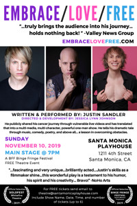 Embrace Love Free in Los Angeles