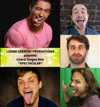 Lizard Tongue Spectacular in Off-Off-Broadway
