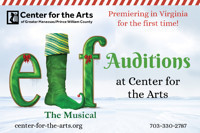 Auditions for Elf the Musical in Washington, DC
