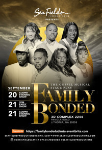 Family Bonded Musical Stage Play in Broadway