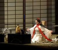 Madame Butterfly in Broadway