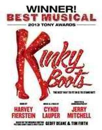 Kinky Boots in San Diego