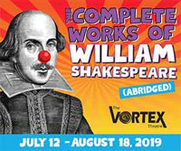 The Complete Works of Shakespeare, Abridged in Broadway