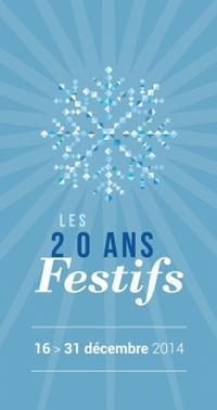 20 Years Festive in Belgium