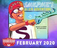 SaulPaul's Alien Adventure in Austin