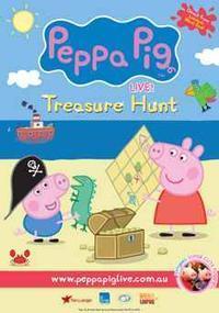 Peppa Pig Live! Treasure Hunt in Australia - Brisbane