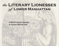 The Literary Lionesses of Lower Manhattan in Off-Off-Broadway