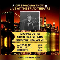 SINATRA YEARS  in Broadway