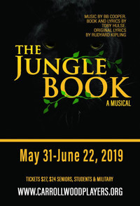The Jungle Book in Broadway