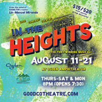 In The Heights by Lin-Manuel Miranda  in Salt Lake City