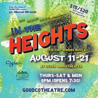 In The Heights by Lin-Manuel Miranda in Salt Lake City