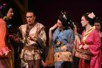 The Mikado in Broadway
