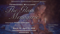 THE GLASS MENAGERIE in Baltimore