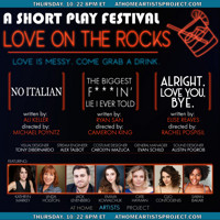 At Home Artists Project Presents Short PlayFest: Love On The Rocks in Brooklyn