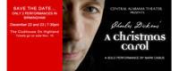 A Christmas Carol, A Solo Performance by Mark Cabus in Birmingham