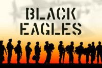 'Black Eagles' presented by the African-American Shakespeare Company in Broadway