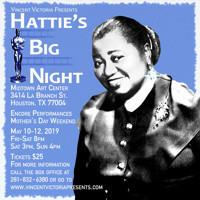 Hattie's Big Night in Houston