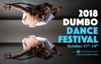 2018 DUMBO Dance Festival  in Brooklyn