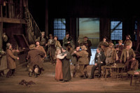 Guild Hall presents The Met: Live in HD?La Fanciulla del West (Giacomo Puccini)  in Long Island