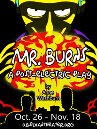 Mr. Burns: A Post-Electric Play in Broadway