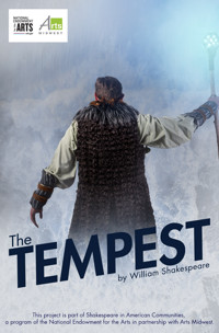 The Tempest at the Moonlite in Central Virginia Logo