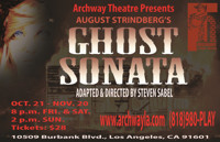 Ghost Sonata in Broadway
