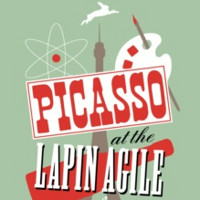 Picasso at the Lapin Agile in Long Island