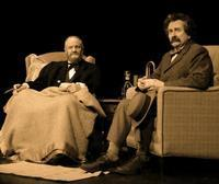 A Conversation with Grant and Twain in Chicago