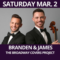 Branden & James - The Broadway Covers Project in Off-Off-Broadway