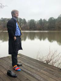 The Absolute Brightness of Leonard Pelkey in Raleigh