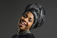 Da Camera presents Jazzmeia Horn Septet in Houston