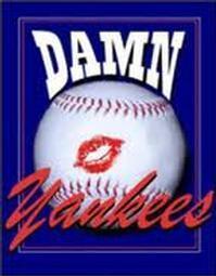 Damn Yankees in Buffalo