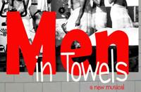 Men in Towels in Broadway