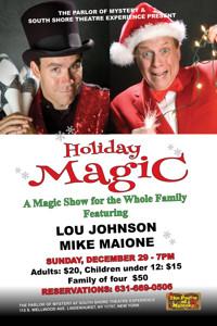 Holiday Magic in Long Island