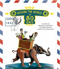Around the World in 80 Days in France